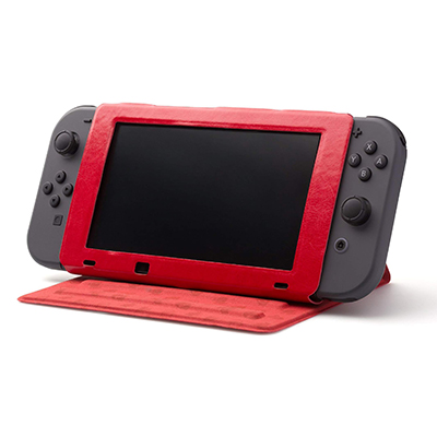 Bóp Đứng Nintendo Switch Hybrid Cover - Super Mario