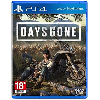 Đĩa Game PS4 Days Gone Hệ Asia
