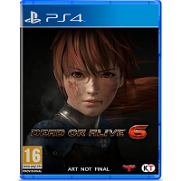 Đĩa Game Ps4 Dead or Alive 6 Hệ EU
