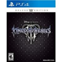 Đĩa Game PS4 Kingdom Hearts III - Deluxe Edition Hệ US