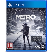 Đĩa Game PS4 Metro Exodus Hệ EU