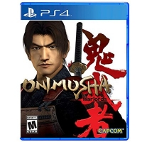Đĩa Game PS4 Onimusha Warlords Hệ US