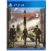 Đĩa Game PS4 The Division 2 Hệ Asia