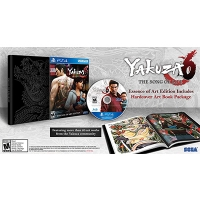 Đĩa Game PS4 Yakuza 6 The Song of Life Essence of Art Edition Hệ US