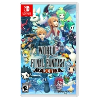 Game Nintendo Switch World Of Final Fantasy Maxima