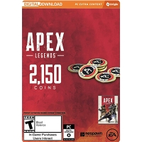 Thẻ Apex Legends 2150 Coins