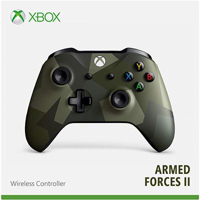 Tay Cầm Xbox One S Armed Forces II - Hàng Nhập Khẩu