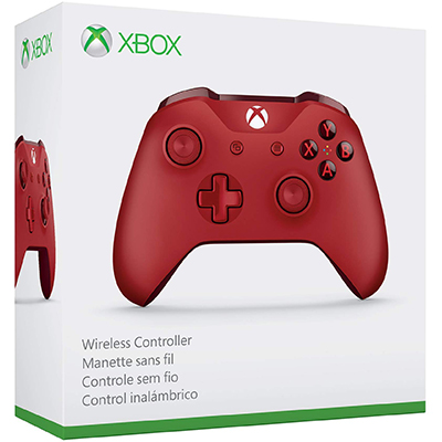 Tay Cầm Xbox One S Red - Hàng Nhập Khẩu