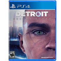 Đĩa Game PS4 Detroit Become Human Hệ US