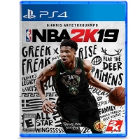 Đĩa Game PS4 NBA 2k19 Hệ US