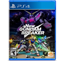 Đĩa Game PS4 New Gundam Breaker Hệ US
