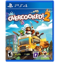 Đĩa Game PS4 Overcooked 2 Hệ US