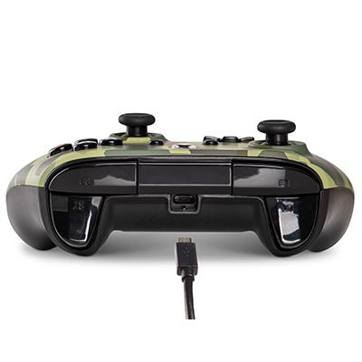 Tay Cầm Chơi Game PC, Xbox One - Deep Jungle Camo