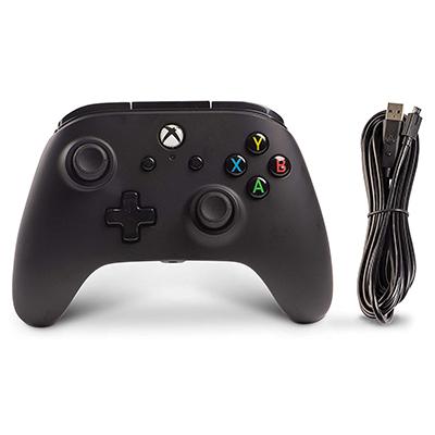 Tay Cầm Chơi Game PC, Xbox One - Black