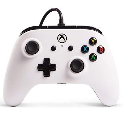 Tay Cầm Chơi Game PC, Xbox One - White