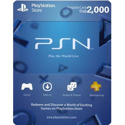 Thẻ PSN 2000 Baht Thái Lan
