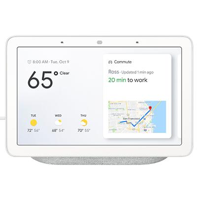 Trợ lý ảo Google Home Hub