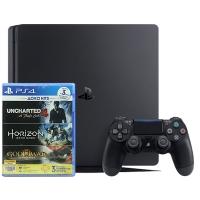 Máy PS4 Slim 1TB HITS Bundle Pack Chính Hãng
