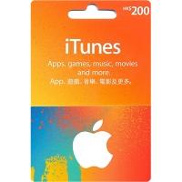 Thẻ iTunes 200 HKD (HK)