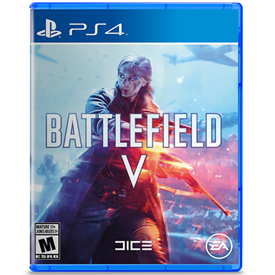 Đĩa Game PS4 Battlefield V Hệ US
