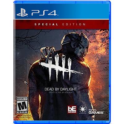 Đĩa Game Ps4 Dead By Daylight Hệ US