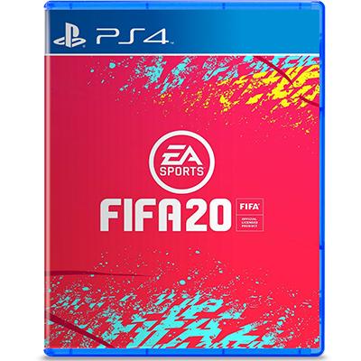 Đĩa Game PS4 FIFA 20