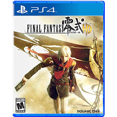 Đĩa Game PS4 Final Fantasy Type 0 HD