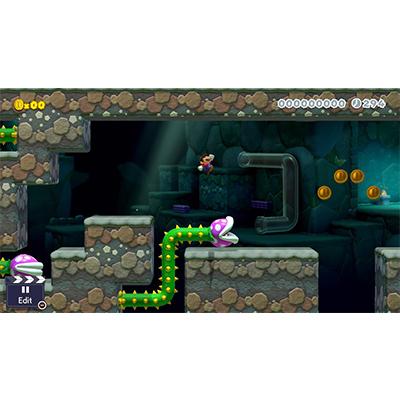 Game Nintendo Switch Super Mario Maker 2