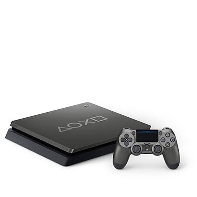 Máy PS4 Slim 1TB Days of Play Limited Edition