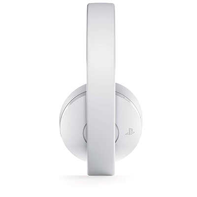 Tai Nghe Playstation PS4 Gold Wireless Headset - White