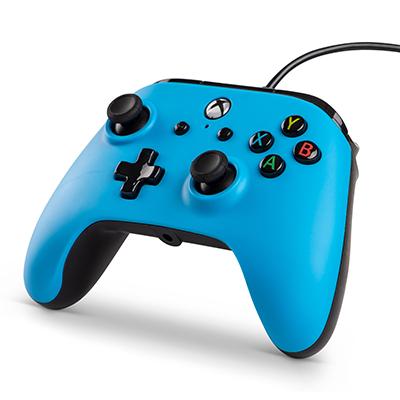 Tay Cầm Chơi Game PC, Xbox One - Blue
