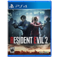 Đĩa Game PS4 Resident Evil 2 Remake Hệ US