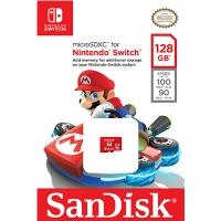 Thẻ nhớ Nintendo Switch - 128GB
