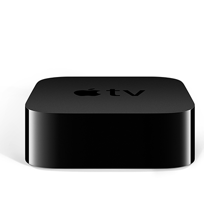 Apple TV 4K 32GB - Black