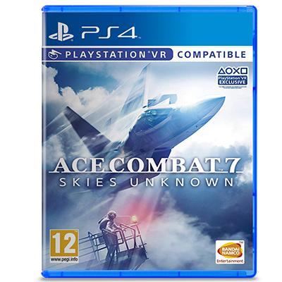 Đĩa Game PS4 Ace Combat 7 Skies Unknown