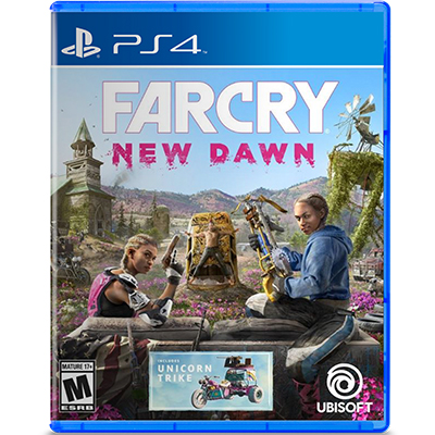 Đĩa Game PS4 Far Cry New Dawn Hệ US
