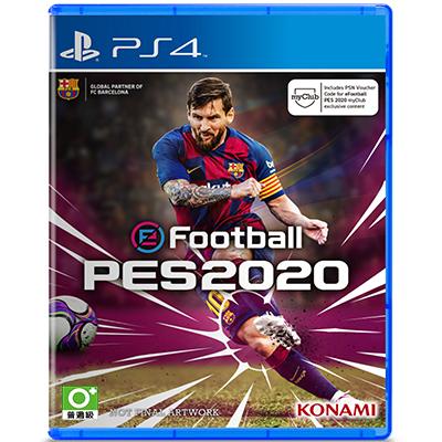 Đĩa Game PS4 Pes 2020 Hệ Asia
