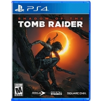 Đĩa Game PS4 Shadow of the Tomb Raider Hệ US