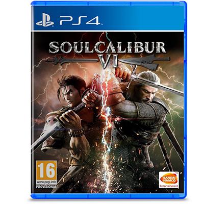 Đĩa Game PS4 SoulCalibur VI Hệ EU