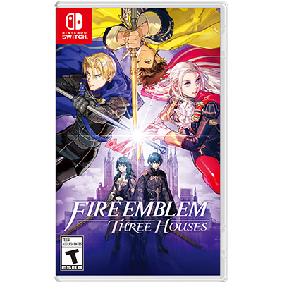 Game Nintendo Switch Fire Emblem : Three Houses