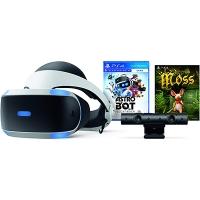 Kính Thực Tế Ảo Playstation VR 2020 - Hàng Nhập Khẩu