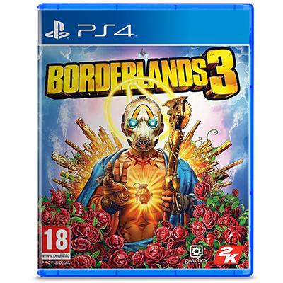 Đĩa Game PS4 Borderlands 3 Hệ EU