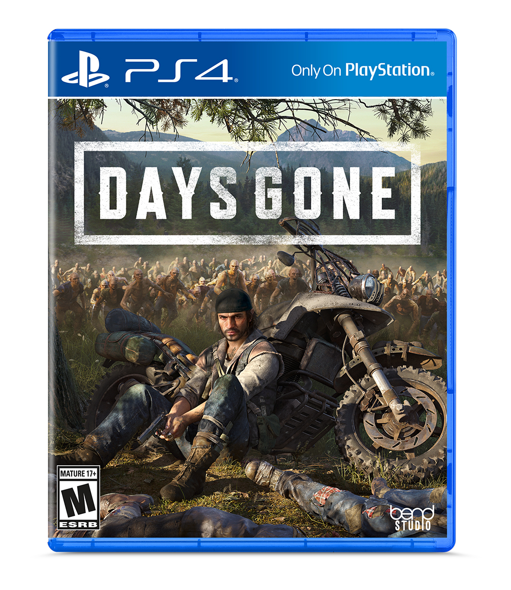 Đĩa Game PS4 Days Gone Hệ US