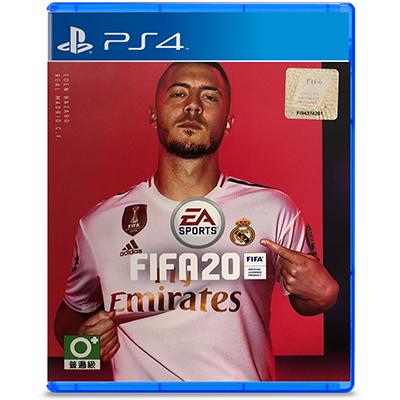 Đĩa Game PS4 FIFA 20 Hệ Asia