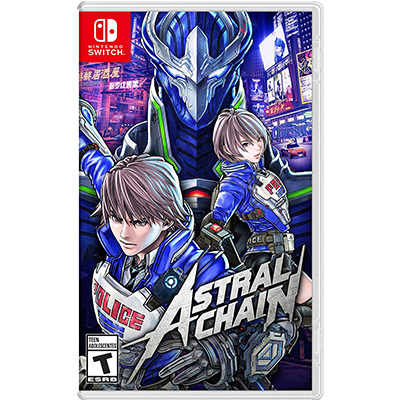 Game Nintendo Switch Astral Chain