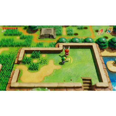 Game Nintendo Switch Legend of Zelda Link's Awakening