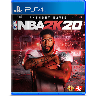 Đĩa Game PS4 NBA 2k20 Hệ US