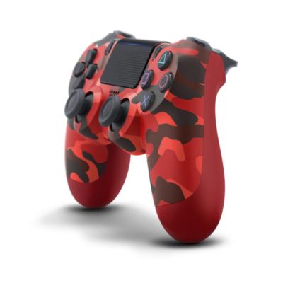 Tay Cầm Ps4 Dualshock Red Camouflage - Hàng Chính Hãng
