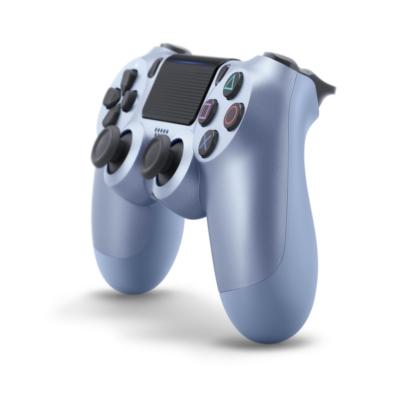 Tay Cầm Ps4 Dualshock Titanium Blue - Hàng Chính Hãng