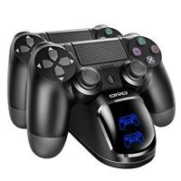 Đế sạc tay cầm PS4 - Hàng Nhập Khẩu